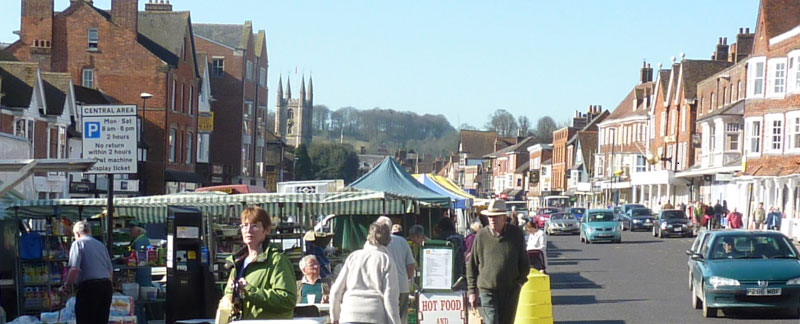 Marlborough Market