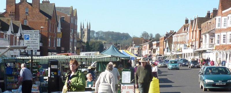 Marlborough Market