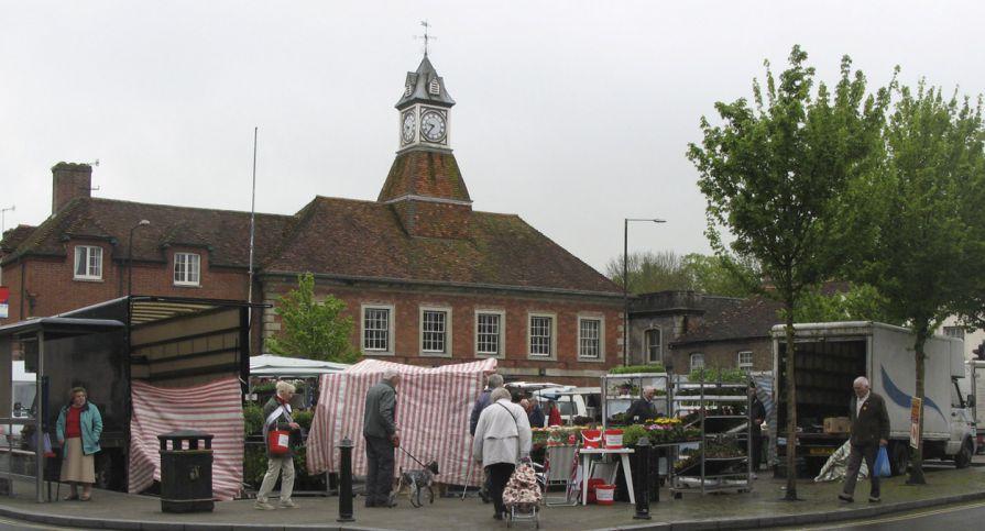Wilton Market