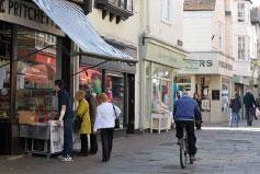 Salisbury Census 2011