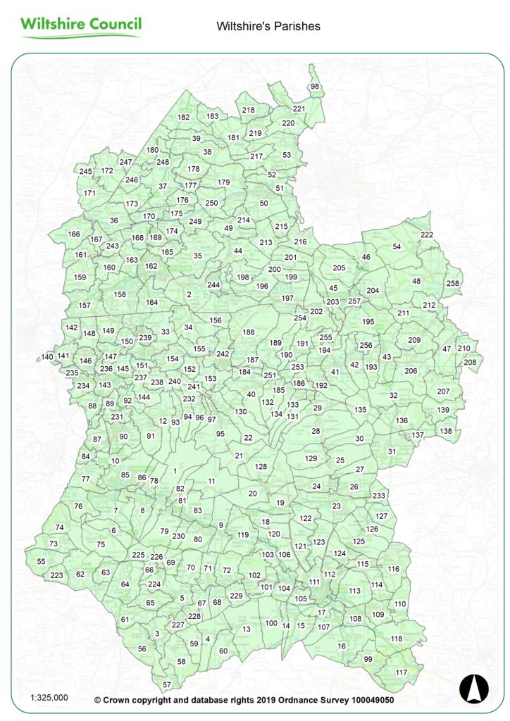 Parish map2019v2
